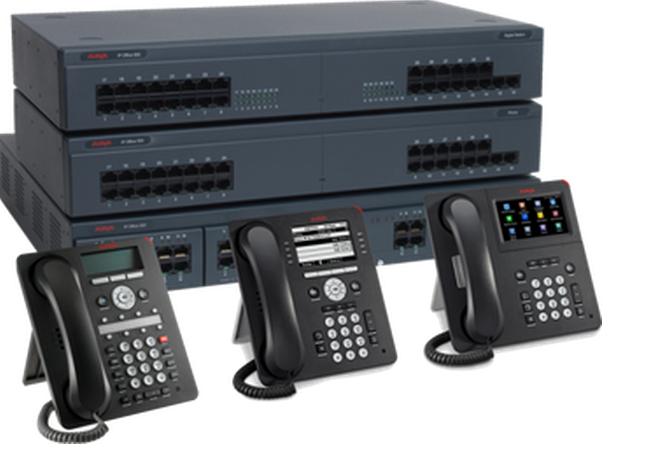 Avaya IP Office phone system